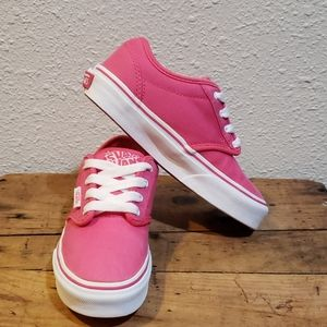 Vans Atwood Pink Skate Shoes